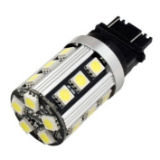 (2 pcs) LED CANBUS Bulb 3156 Base 8W 12V Natural White 6000K