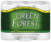 Green Forest Double Roll Bath Tissue 2ply