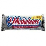 3 Musketeers Chocolate Bars - 36 Bars