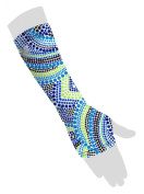 Wrist Sleeve with Thumb Hole - Astral - M