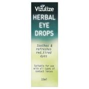 Vizulize Herbal Eye Drops 15ml