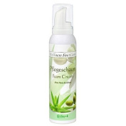 Camillen 60 Aloe & Olive Foam Cream - 150 Ml.