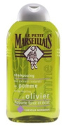 Le Petit Marseillais Hair Shampoo with Natural Extracts of Apple & Olive Leaf 300ml (10.1fl.oz) Made in France