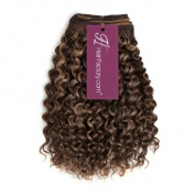 EBONY CURL WEAVE 20cm Human Hair Weave