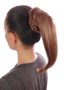 Wrap Around Effect Drawstring Ponytail   Attachable Ponytail Hairpiece   Available in Six Shades
