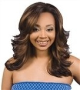 Hairsense Synthetic Hair Lace Front April