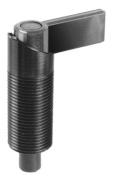 Index plunger 612, shape A-N M16 x 1,5 ø8mm