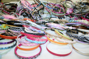Hair Bands Hair Clips Assorted Styles 96pcs Wholesale