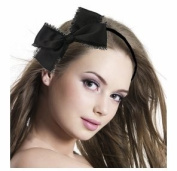 Mia Beauty Frayed Bow