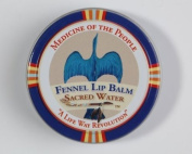 3 Tins of Navajo Medicine Of The People Fennel Lip Balm - Sacred Water 20ml each, Outstanding Product