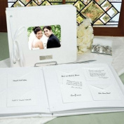 Exclusive Gifts and Favours-Wedding Wishes Envelope Guest Book