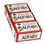Altoids Peppermint Mints - 6 PACK