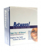 Between! Dental Gum, Cinnamon, 12 pc.