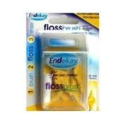 Endekay Interdental Flossbrush Yellow