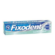 Fixodent Complete MultiCare Denture Cream, Soothing MInt - 70ml