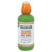 TheraBreath Oral Rinse, Fresh Breath, Mild Flavour 16 fl oz