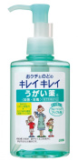 Lion Kireikirei | Throat Care | Mouth Wash Fruit Mint Apple 200ml