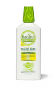 The Natural Dentist Healthy Gums Daily Oral Rinse, Peppermint Twist, 500mls