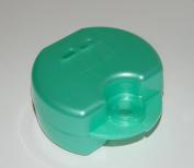 TURQUOISE - Premium Retainer Case - Denture / Night Guard - Dental / Orthodontic