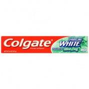 COLGATE TOOTHPASTE SPARKLING WHITE MINT ZING 190ml