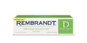 Clinically proven to safely whiten your teeth - Rembrandt Deeply White Whitening Fluoride Toothpaste Mint, 80ml