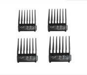 Wahl No.1-4 Attachment Comb Set Metal Backed - WAH3111800
