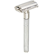 Vintage Styled Safety Shaving Razor Stainless Steel Smooth Close Shave Blade
