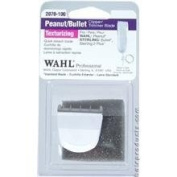 WAHL Peanut/Bullet/Bullet Unplugged Texturizing Blade, White
