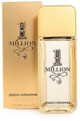 1 Million Paco Rabanne For Men 100ml After Shave Lotion SEALED