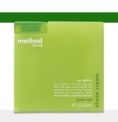 Method Bloq Go Getter Green Mint Natural Shave Cream 240ml