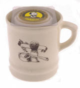 Colonel Conk Model 115A A Shave Mug with Soap