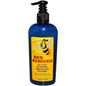 Bee Rescued, The Original Propolis Shave Gel for Her, Natural Propolis, 240ml