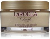 LaRocca Skincare Champagne & Shimmer Creme-6.7 oz.