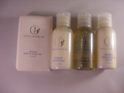 Judith Jackson Travel Set two of each Lotion, Shampoo, Conditioner, Soap
