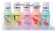 Hawaiian Body Lotion Mini Sampler Forever Florals