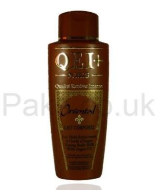 Qei+ Oriental ((Lait Corporel) with Argan Oil) Toning Body Milk
