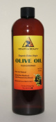 Olive Oil Extra Virgin Organic Carrier Cold Pressed Pure 950ml