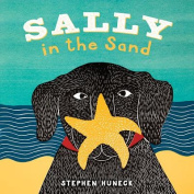 Sally in the Sand [Board book]