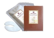 Organic All Natural Ultimate Wrinkle Eye Mask - Rose Fairy with Ovine Collagen & Caffeine