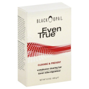 Black Opal Complexion Clearing Bar, Cleanse & Prevent 100ml