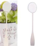 White + Ivory Marshmallow Patting Massage Facial Sponge Refreshing Lotion Toner Puff