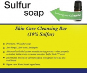 Traditional 10% Sulphur Soap in Suds Jar