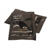 Vktech PILATEN 10 x Mineral Mud Blackhead Removal Nasal Membranes Cleasing Strips
