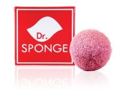 Dr. SpongeTM Facial Cleansing Sponge - Lycopene