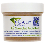 Calm Natural Eco Friendly Skincare, Chocolate Face Mask Peel, Powder - Mix It Fresh, Combo Skin Types, 40ml or 12 Masks