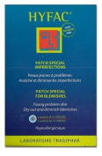 Hyfac Patch Special For Blemishes 2 Sachets of 15 Patches