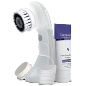 Microdermatouch Facial System Exfoliate Moisturise Make Up 2 Cleaning Speeds