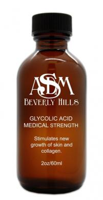 Glycolic Acid 70%- Glycolic Acid 60ml | Asdm Beverly Hills