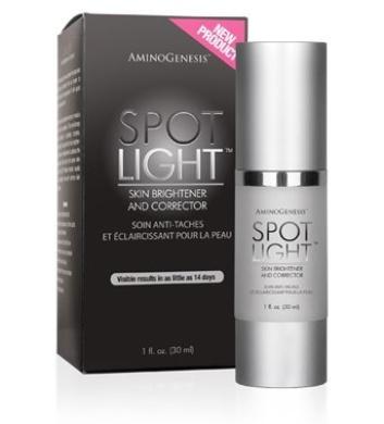 Amino Genesis SpotLight Skin Brightener & Corrector 30ml