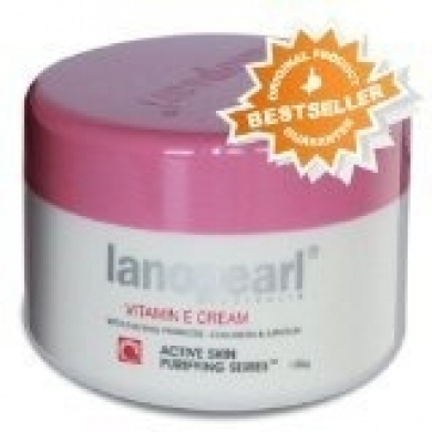 Lanopearl Vitamin E & EPO Cream 100ml.